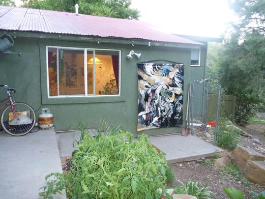 Crystal Hartman's Durango Studio Exterior