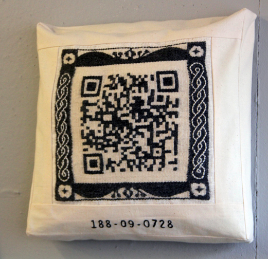 Collective Cover QR code