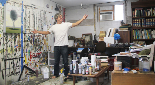 timothy chapman studio visit image 3