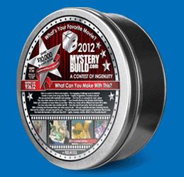 2012 Mystery Build Kit