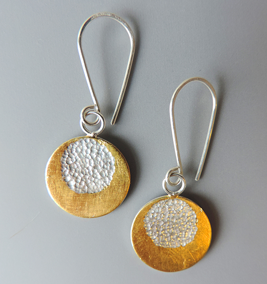 Jewelry Designer McKenzie Mendel Radiant Earrings